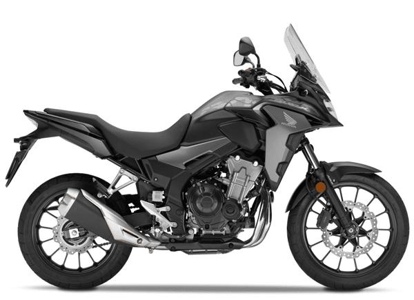 CB500X 2019 สีดำ