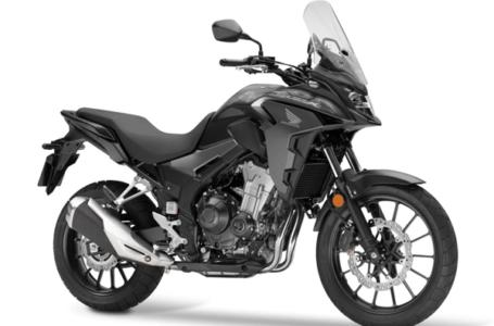ราคา ตารางผ่อนดาวน์ All New Honda CB500x ปี 2019-2020