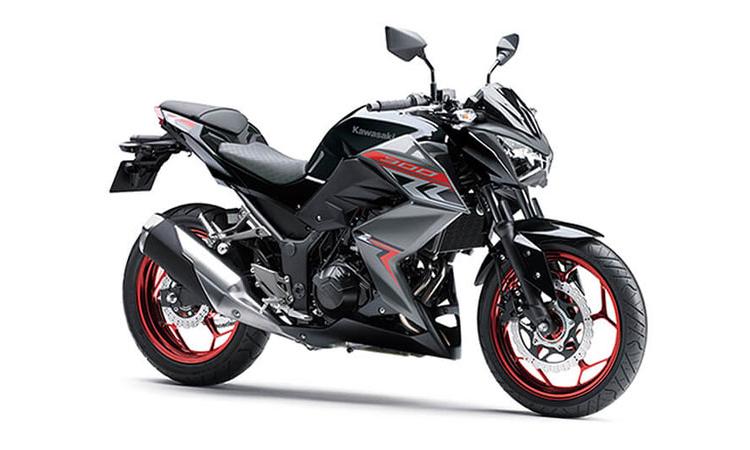 ราคา ตารางผ่อนดาวน์ Kawasaki Z300