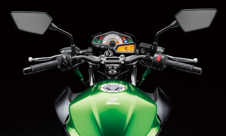 ตัวถัง Kawasaki Z300