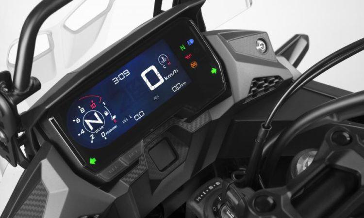 เรือนไมล์ Honda CB500X 2019