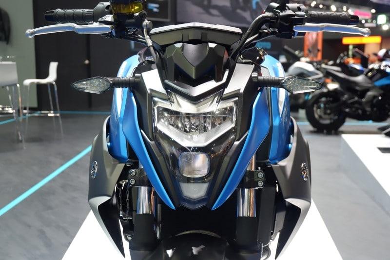 CF Moto 650NK 2019 motor show 2018
