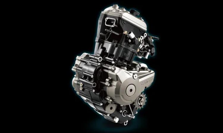 เครื่องยนต์ CFMoto 250NK 2020