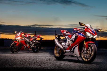 ราคา ตารางผ่อนดาวน์ Honda CBR 1000RR ปี 2019-2020