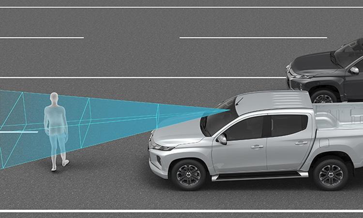 ระบบความปลอดภัย Mitsubishi Triton Double Cab
