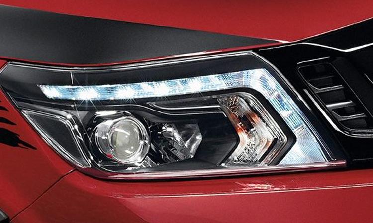 ไฟหน้า Nissan navara Black Edition