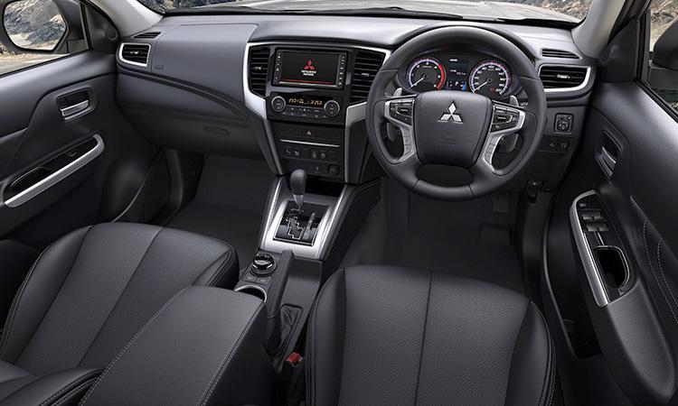 ภายใน Mitsubishi Triton Double Cab