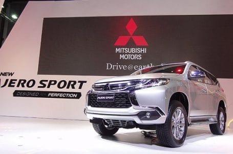 รีวิว All New Mitsubishi Pajero Sport ปี 2018