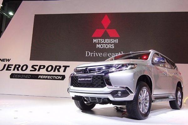 All New Mitsubishi Pajero Sport ราคา มิตซูบิชิ ปาเจโร่ สปอร์ต ตารางราคา-ผ่อน-ดาวน์