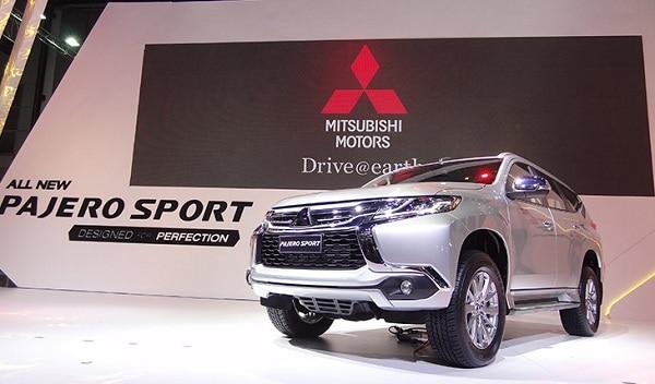 All New Mitsubishi Pajero Sport 2019-2020