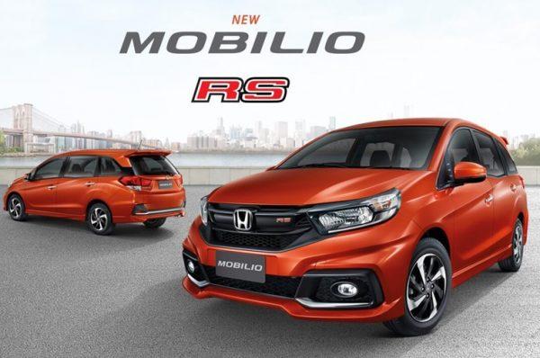 New Honda Mobilio สเปค ตารางราคา-ผ่อน-ดาวน์ฮอนด้าโมบิลิโอ