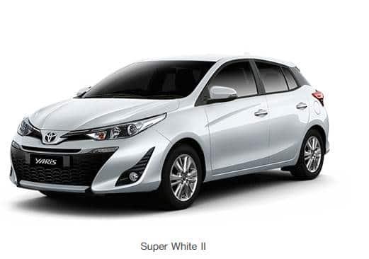 NEW Toyota Yaris Hatchback G+ 5