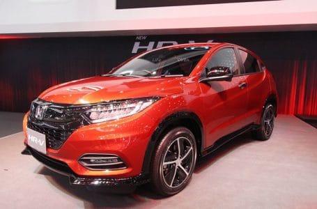 ข้อมูล All-New Honda HR-V ราคา ฮอนด้า เอชอาร์วี ตารางราคา-ผ่อน-ดาวน์