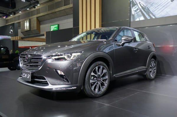 ราคา ALL New Mazda CX-3 2019-2020 ตารางราคา-ผ่อน-ดาวน์