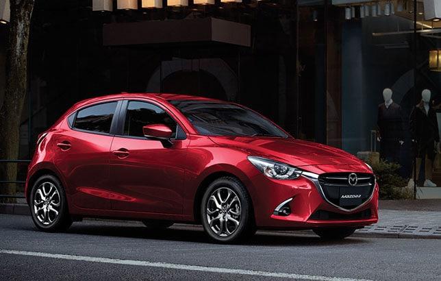 ราคา ตารางผ่อนดาวน์ New Mazda 2 Collection ปี 2021 อัพเดทล่าสุด 8