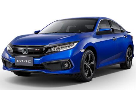 ราคา ตารางผ่อนดาวน์ Honda Civic 2020-2021
