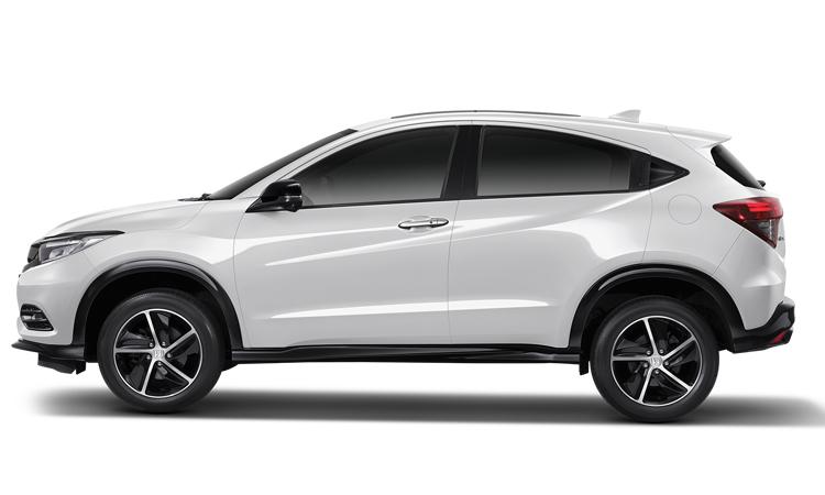 Honda HRV ขาวแพลทินัม (มุก)