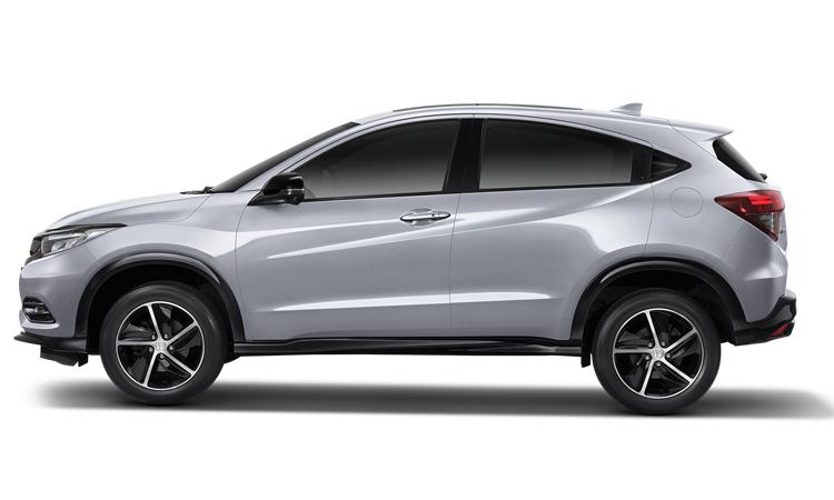 Honda HRV เงินลูนาร์ (เมทัลลิก)