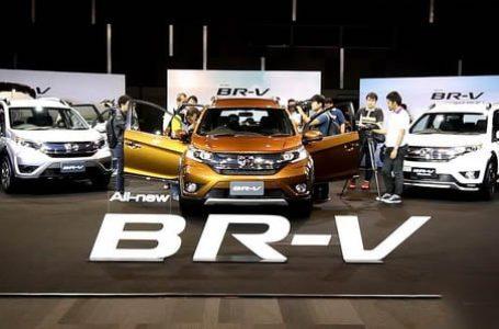 ราคา Honda BR-V 2019-2020  ฮอนด้าบีอาร์วี ตารางผ่อนดาวน์