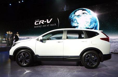 All New Honda CR-V ใหม่ ราคา ฮอนด้า ซีอาร์วี ตารางราคาสด ผ่อน ดาวน์