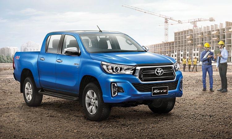 ราคา ตารางผ่อนดาวน์ Toyota Revo ปี 2020-2021 1