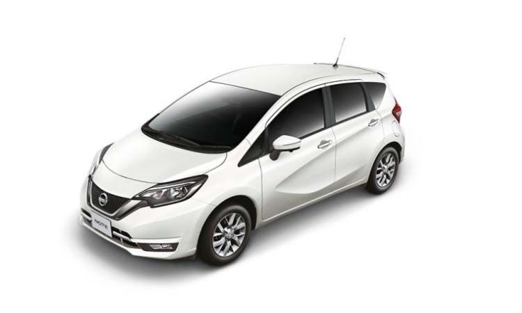 nissan note ปี 2019