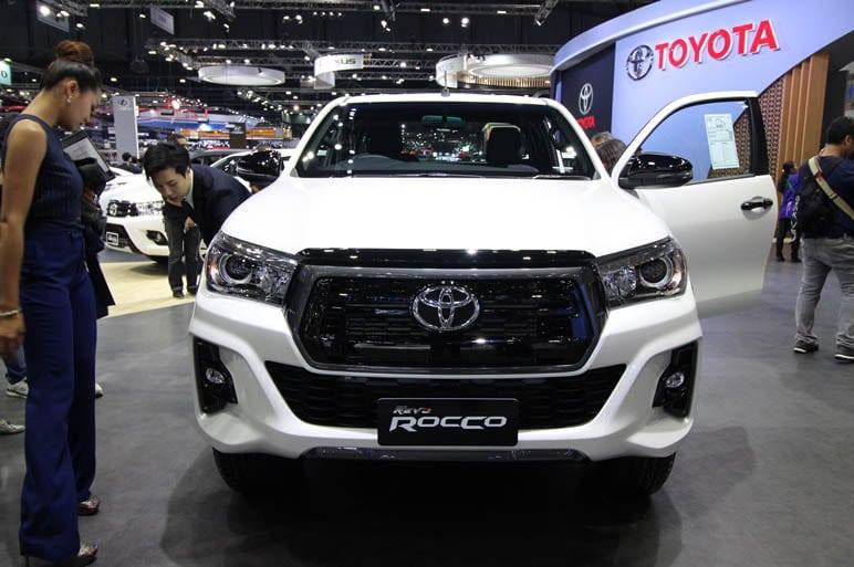 Toyota Hilux Revo 2019-2020