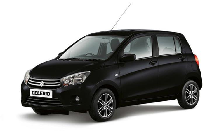 Suzuki Cerelio สีดำ