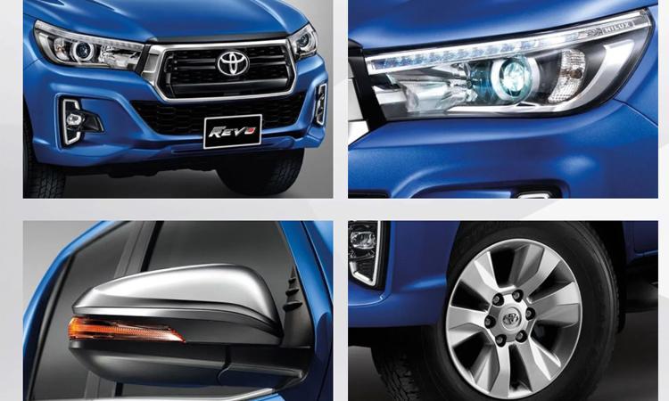Toyota Revo 2019-2020
