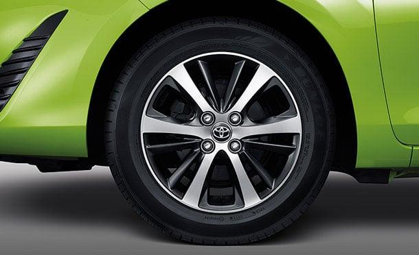 Toyota Yaris G+