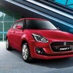 ราคา ตารางผ่อนดาวน์ ALL NEW Suzuki Swift ปี 2020-2021 7