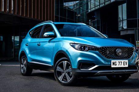 MG ZS EV รถยนต์ SUV ไฟฟ้าราคา 1,190,000 บาท ตาราง ผ่อน/ดาวน์