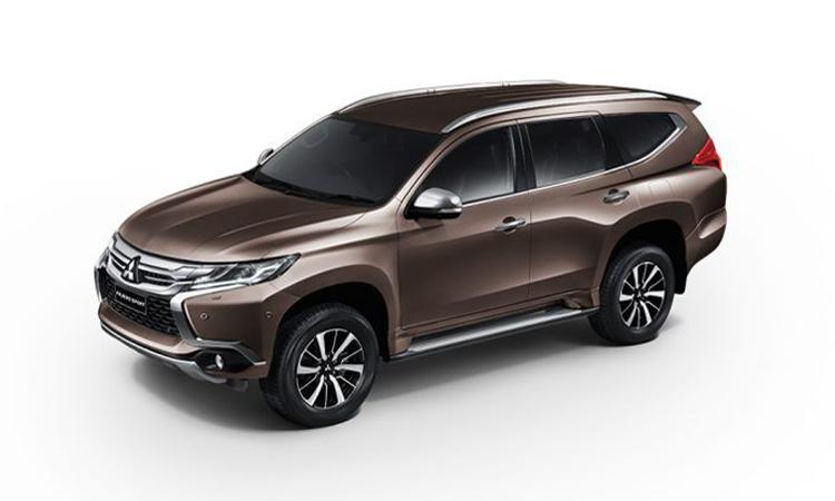 รีวิว All New Mitsubishi Pajero Sport ปี 2018 11