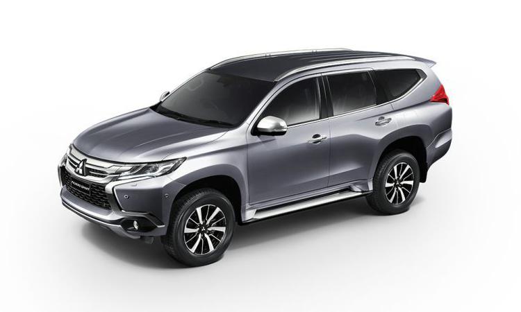 รีวิว All New Mitsubishi Pajero Sport ปี 2018 10