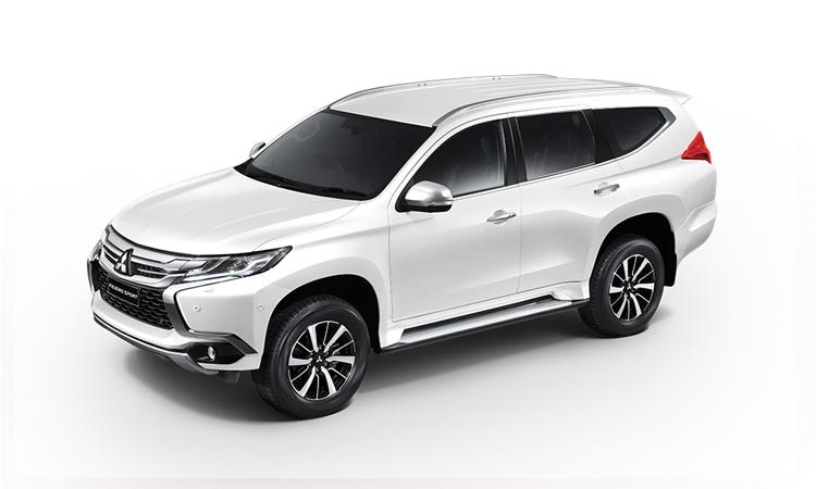 รีวิว All New Mitsubishi Pajero Sport ปี 2018 8