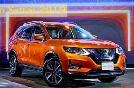 เปิดตัว Nissan X-trail 2019 ไมเนอร์เชนจ์ ในไทย ปรับโฉมใหม่ทั้งคัน พร้อมราคา ตารางราคา ผ่อน – ดาวน์
