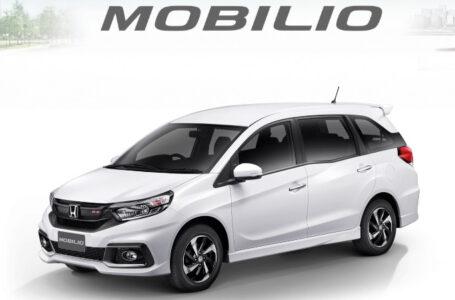 ราคา ตารางผ่อนดาวน์ New Honda Mobilio 2020-2021