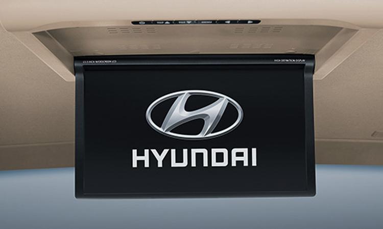 ทีวี Hyundai Grand Starex