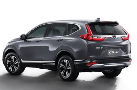 ราคา ตารางผ่อนดาวน์ All new Honda CR-V ปี 2020-2021