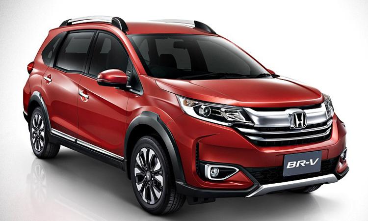 ราคา ตารางผ่อนดาวน์ Honda BR-V 2019-2020