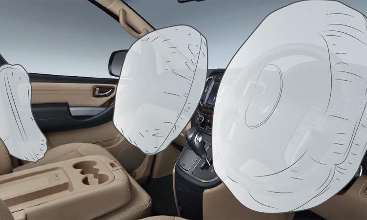 ถุงลมนิรภัย Hyundai Grand Starex