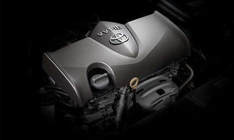 เครื่องยนต์ Toyota Yaris ATIV
