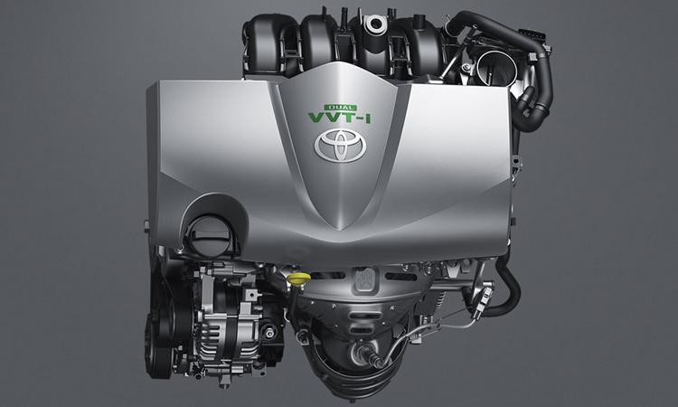 เครื่องยนต์ Toyota Vios