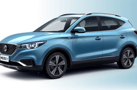 ราคา ตารางผ่อนดาวน์ MG ZS EV ปี 2020