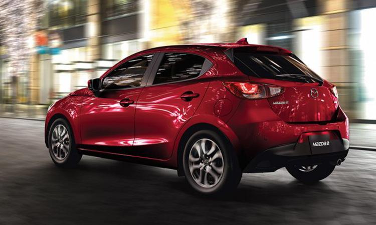 Mazda2 2019-2020