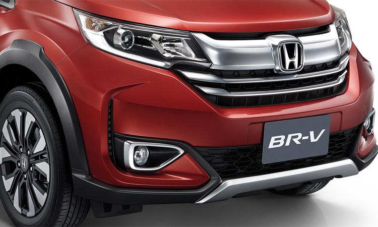 กะจังหน้า Honda BR-V 2019