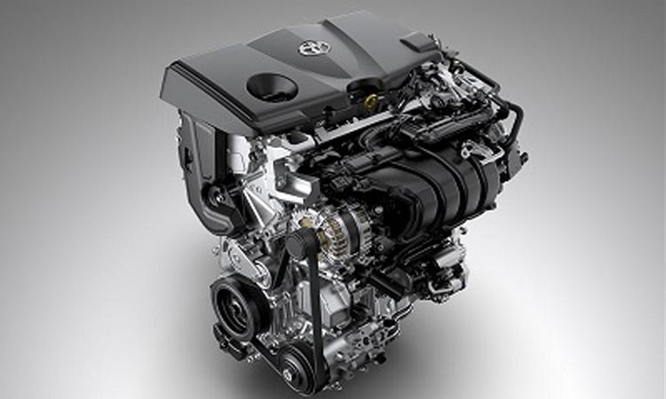 All NEW Toyota Camry เครื่องยนต์ 2.5G