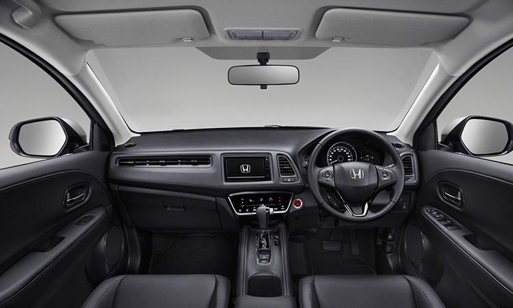 ภายใน Honda HR-V