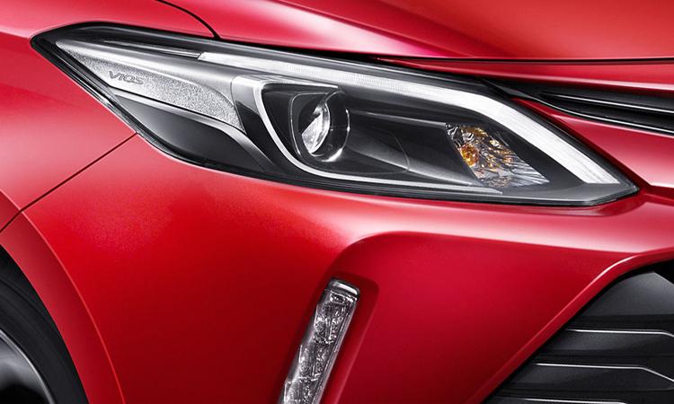 ไฟหน้า Toyota Vios
