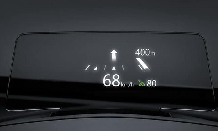 จอแสดงความเร็ว Mazda2